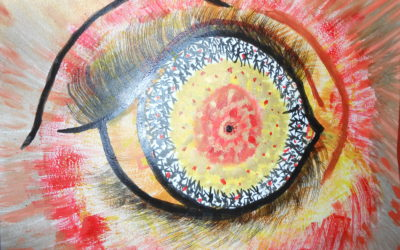 Dans l'oeil du covid-19